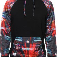 Empyre Night Watch Mesh Hoodie
