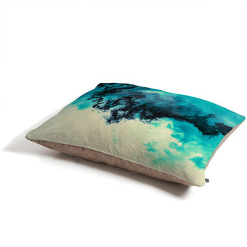 Caleb Troy Painted Clouds V Pet Bed