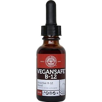 VeganSafe B-12 - Vegan Vitamin B12 by Global Healing