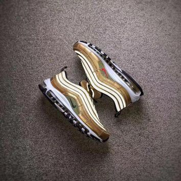 PEAPNT Nike Air Max 97 x Cristiano Ronaldo Runnings Shoes