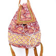 Quilted Delilah Mini Backpack - Vintage