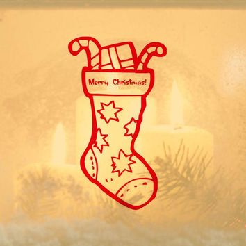 DCCKIX3 Christmas Gifts Wall Sticker Innovative Strong Character Children Socks [9356497476]