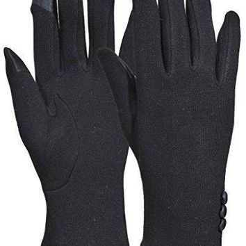 Beurlike Womens Touchscreen Texting Gloves Warm Lined Thick Winter Gloves