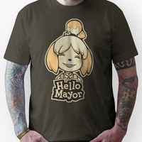 Hello Mayor Unisex T-Shirt