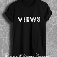Drake Views Shirt Views From The 6 Shirt Drizzy Tshirt Unisex Size T-Shirt