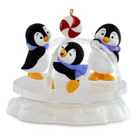 Playground Pals Penguins Ornament