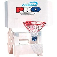 "Swimline 9195M Super-Wide 44"" Cool Jam Pro Poolside Basketball"