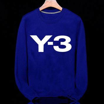 Y-3 Fashion Casual Top Sweater Pullover