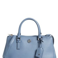 Tory Burch 'Mini Robinson' Double Zip Tote