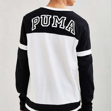 Puma Basketball Long Sleeve Tee - Urban Outfitters