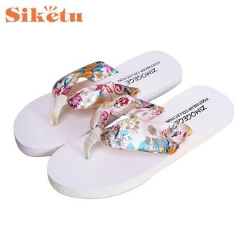 Women Sandals Top Quality Slipper Hot New Summer Indoor Outdoor Flip-flops Beach Shoes