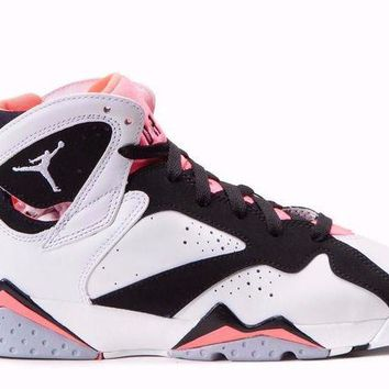 DCCK Air Jordan 7 'Hot Lava'