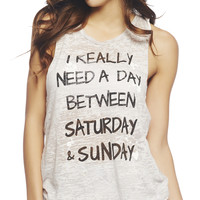 I Really Need Tank | Wet Seal