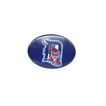 Glass Snap Button 18mmX25mm MLB Detroit Tigers Charms Snap Bracelet for Women Men Baseball Fans Gift Paty Birthday 2017