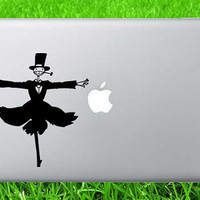 Apple Macbook Decal - Howl's Moving Castle Scarecrow