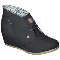 Women's Mad Love® Lenora Ankle Wedge Booties