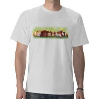 Guinea Pigs T-shirts from Zazzle.com