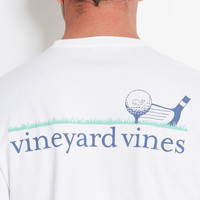 Golf Line Graphic T-Shirt