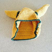 Loki from The Avengers Beanie Crochet Handmade OSFA