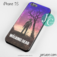 The Walking Dead Rick Grimes Officer Phone case for iPhone 4/4s/5/5c/5s/6/6 plus