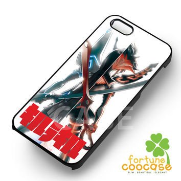 Ryuko Matoi kill la kill anime -54R for iPhone 6S case, iPhone 5s case, iPhone 6 case, iPhone 4S, Samsung S6 Edge