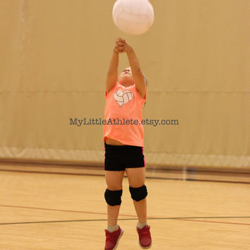 Volleyball Toddler Outfit plus Ball