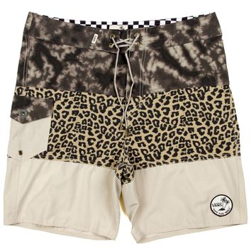 Vans Psych Panel Mens Boardshort