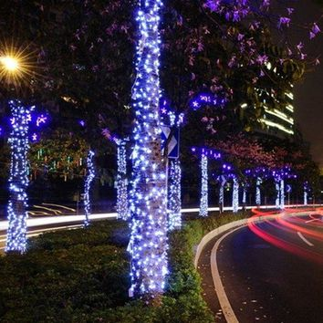Solar Power LED String Light Christmas Festival Decoration