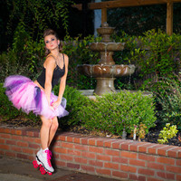 Adult tutu, roller durby, rave tutu, steampunk clothes, wedding, tutu,