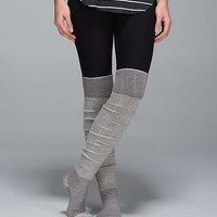 savasana sock | women's socks | lululemon athletica