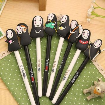 Spirited Away No Face Pens, Set of Eight