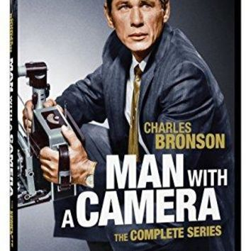 Charles Bronson - Man With A Camera - The Complete Series + Digital