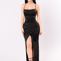 Classic Little Number Dress - Black