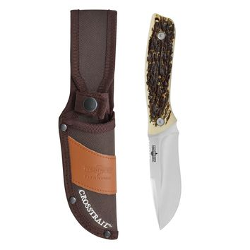 Camillus Western Cross Trail 9in Ti Bonded Fixed Blade Knife