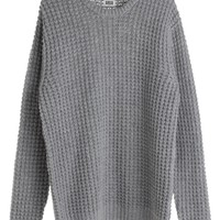 Mo knit sweater | All Categories | Weekday.com