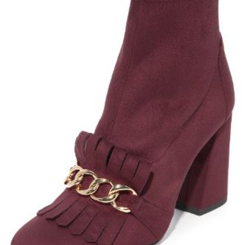 Ringleader Loafer Booties