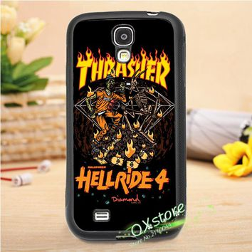 thrasher diamond supply co 1 fashion phone cover case for Samsung galaxy S3 S4 S5 S6 S7 S6 edge S7 edge Note 3 Note 4 Note 5