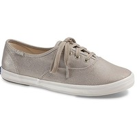 Metallic Canvas Keds