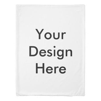 Personalized Duvet Cover