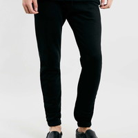 BLACK SKINNY JOGGERS - View All Sale - Sale