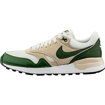 Nike Air Odyssey (Mens) - Sail/Rattan/Forest Green/Forest Green