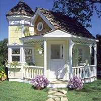Grand Victorian Luxury Playhouse