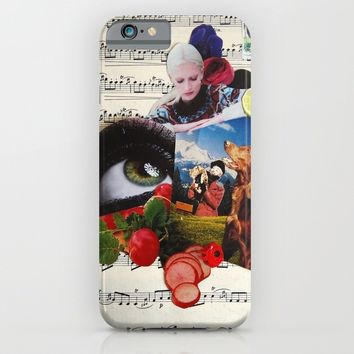 am watching you iPhone & iPod Case by C Kiki Colle