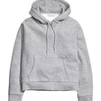 Hooded Sweatshirt - from H&M