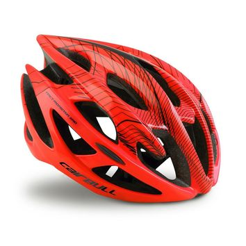CAIRBULL High Strength PC+EPS Bike Helmet Ultralight Breathable Cycling Safety Hat Casque MTB Road Bicycle Helmets Casco