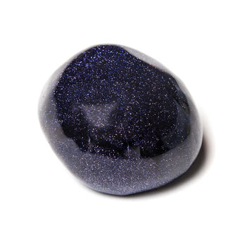 Therapy Stone - Blue Goldstone
