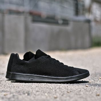 "Stan Smith Primeknit ""Triple Black"""
