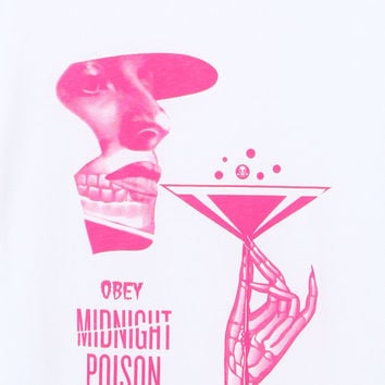 OBEY Midnight Poison T-Shirt at PacSun.com