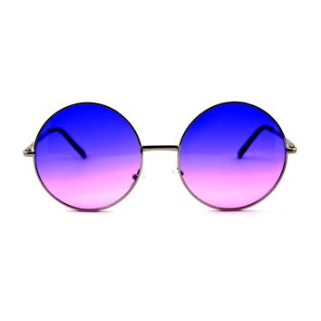 60's Janis Style Sunglasses Purple Pink Fade on Sale for $9.99 at The Hippie Shop