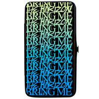 Bring Me The Horizon Women's Stacked Scribble Girls Wallet